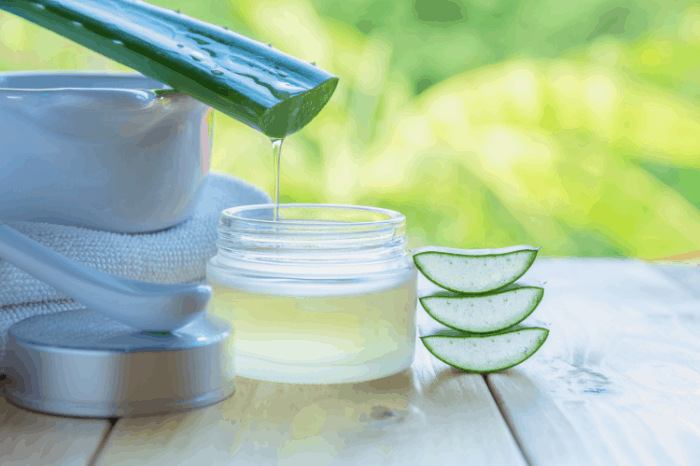 Which aloe Vera is the best for face