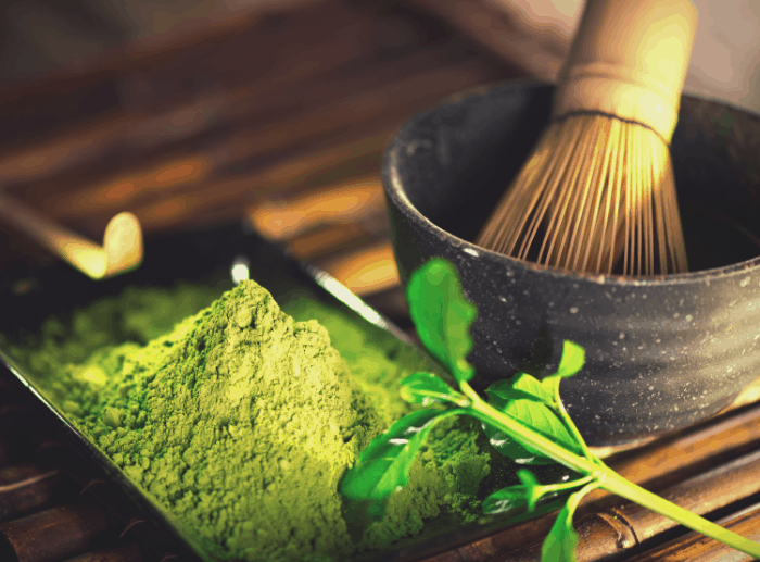 Green tea extract vs matcha. What is the difference between them?