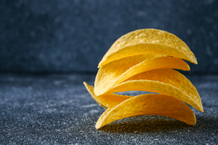 What are Pringles Made of? Is it actually a real potato chips?