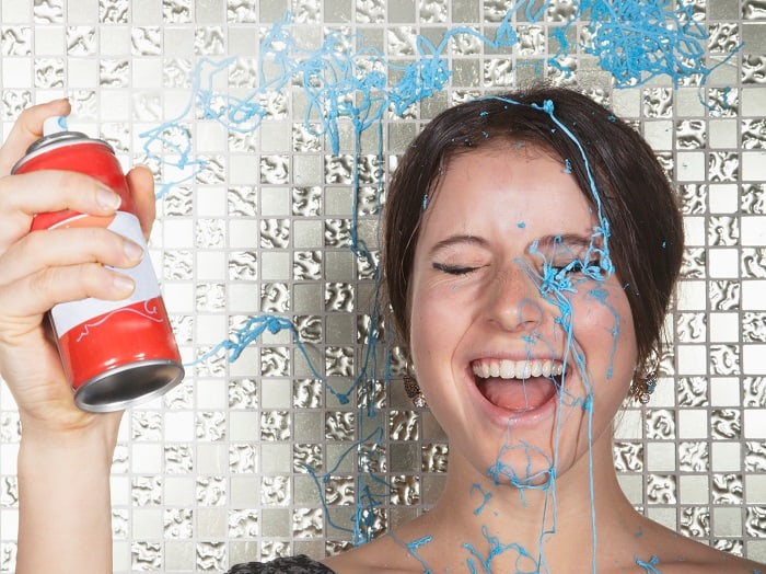 Is Silly String Biodegradable?