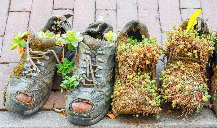 Recycle Shoes Quick and Easy Ways How